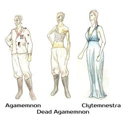 Agamemnon-Clytemnestra