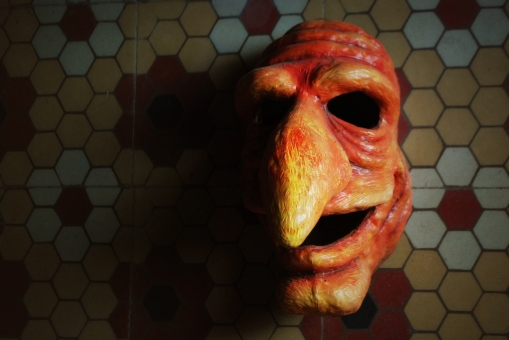 mascara tardor